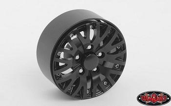 RC4WD Vapor, Fantom, And Mickey Thompson Wheels; Falken Wildpeak And Genius Ignorante Tires