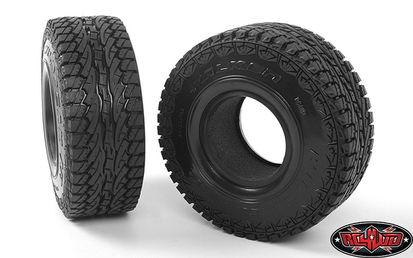 RC4WD Vapor, Fantom, And Mickey Thompson Wheels; Falken Wildpeak And Genius Ignorante Tires (2)