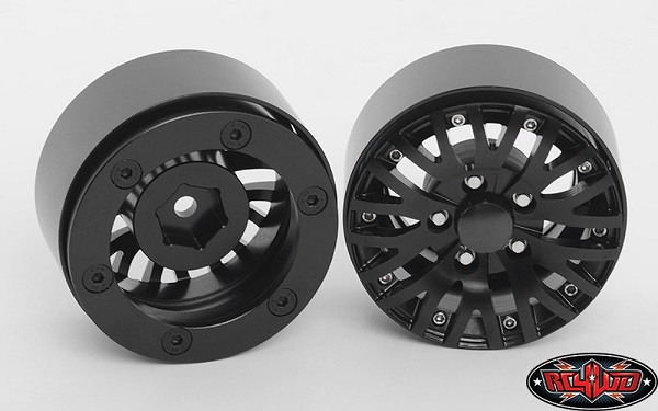 RC4WD Vapor, Fantom, And Mickey Thompson Wheels; Falken Wildpeak And Genius Ignorante Tires (3)