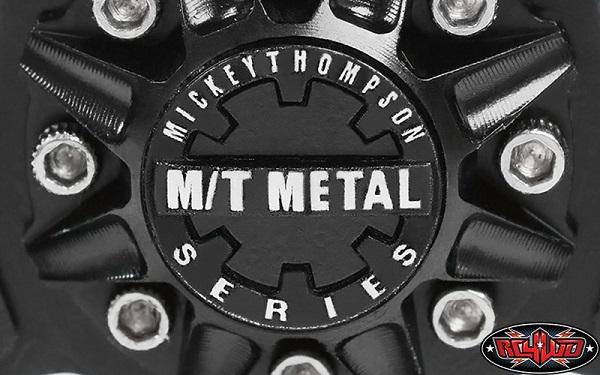RC4WD Vapor, Fantom, And Mickey Thompson Wheels; Falken Wildpeak And Genius Ignorante Tires (4)