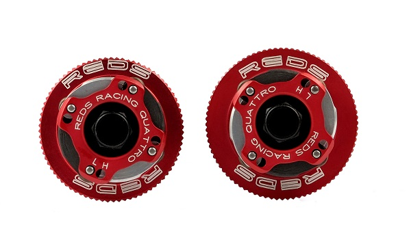 REDS Racing Off-Road Quattro Clutch Shoe System (1)