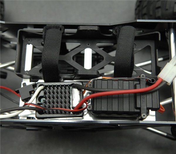 ST Racing Concepts Izilla Monster Truck Racing Chassis Kit For The Axial Wraith (9)