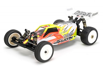 SWORKz S12-1M Carpet Edition 1/10 2wd Off-Road Buggy Kit