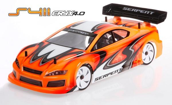 Serpent S411 Eryx 4.0 Touring Car