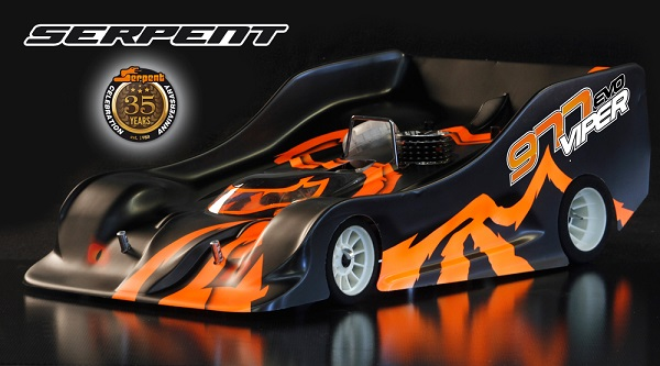 Serpent Soon To Release 35th Anniversary Limted Edition Viper 977