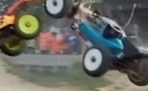 Slow-Mo Reveals What Really Happens When You Wreck [Video]
