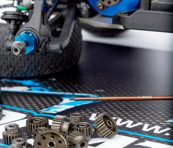 Team Associated Factory Team Aluminum Pinion Gears