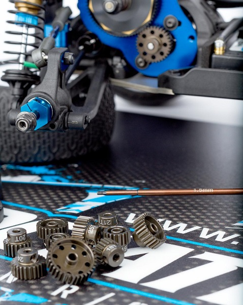 Team Associated Factory Team Pinion Gears (2)