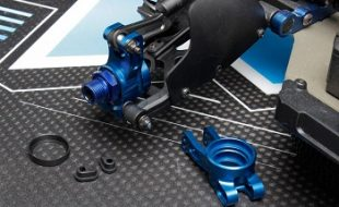 Team Associated Factory Team Rear Hubs For The RC8B3 And RC8B3e