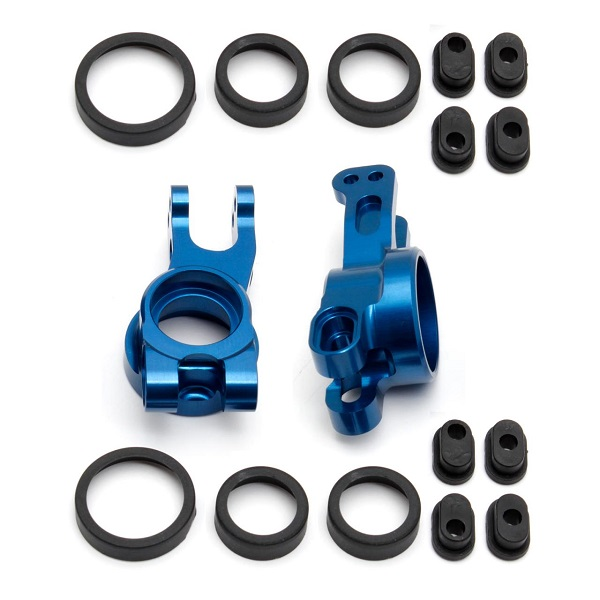 Team Associated Factory Team Rear Hubs For The RC8B3 And RC8B3e (2)