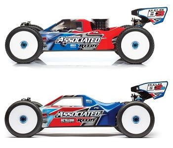 Team Associated Now Offering Special RC8B3 And RC8B3e Kit Bundle