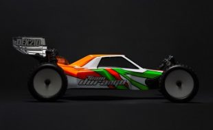 Team Durango DEX210v3 1/10 2wd Buggy Kit