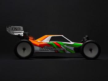 Team Durango DEX210v3 1/10 2wd Buggy Kit