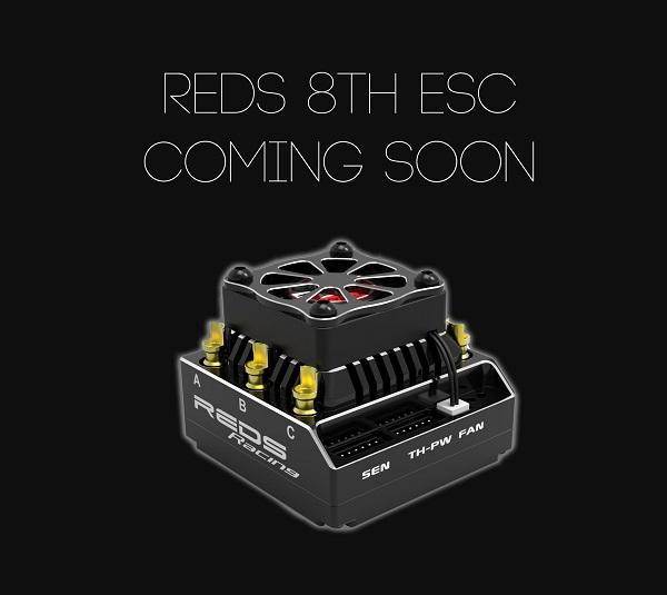 Teaser REDS TXX Pro 18 ESC