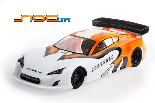 Teaser Serpent Set To Release New Version Of Their S100-LTR 110 Pan Car