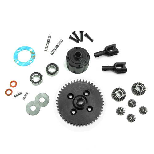 Tekno RC Complete Center Differential For The NB48.3 And NT48.3