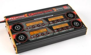 Turnigy Reaktor QuadKore DC Charger