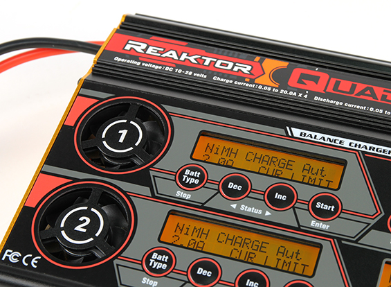 Turnigy Reaktor QuadKore DC Charger (3)