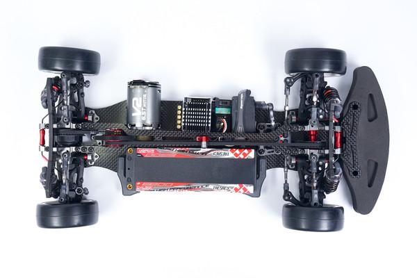 VBC Racing WildFire D08 1_10 Touring Car Kit  (3)