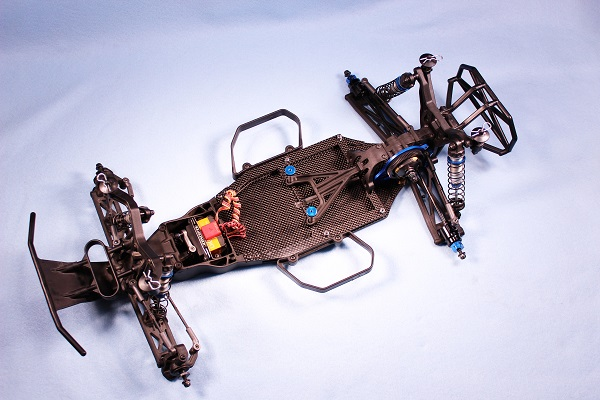 X Factory Infinity Chassis Kit For The Team Associated SC5M (2)