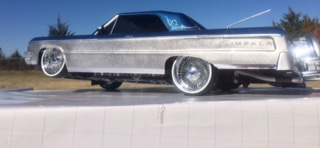 Tamiya and HPI Lowriders by Demitree Baldwin [READERS RIDE]