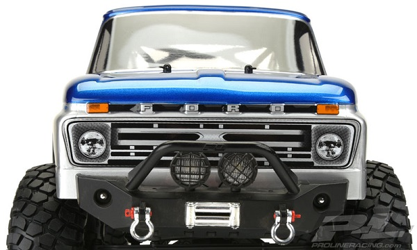 1966 Ford F-100 Clear Body for SCX10 Trail Honch (4)