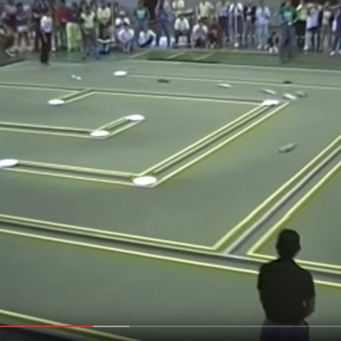 Flashback: Watch Masami Crush The Comp At The 1988 IFMAR 1/12 Worlds [VIDEO]