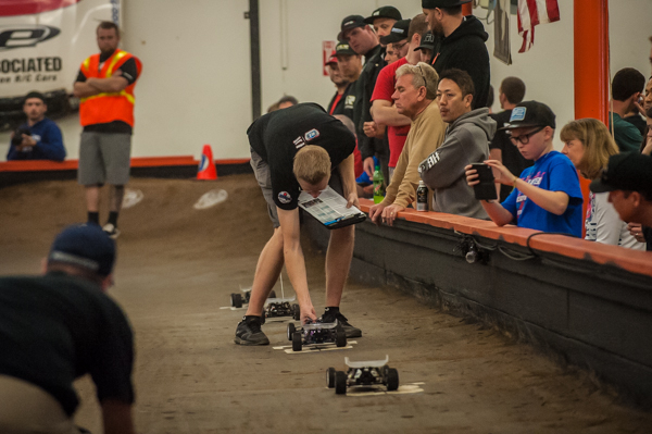 2WD Wrappped Up at the Reedy Race with Evans On Top.