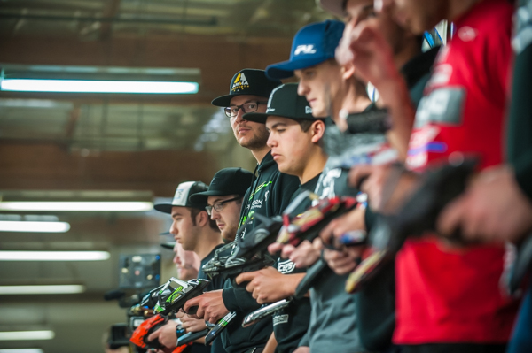 2016 Reedy Off-Road Race of Champions: Practice Under Way