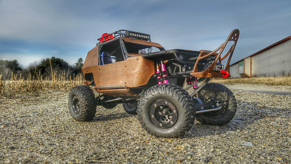 Axial, Wraith, Snow, AsiaTees, Boom Racing, PigSnot, RC4x4 Performance Stainless