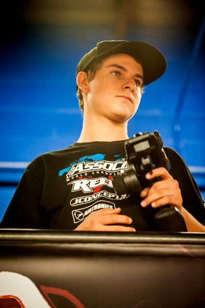 Spencer Rivkin- Team Associated