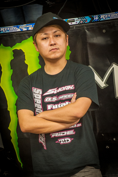 Atsushi Hara announced he would race as a privateer in nitro Off-Road.