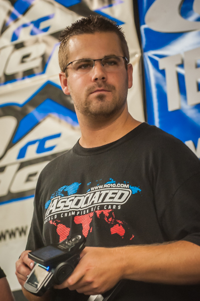 Steven Hartson- Team Associated