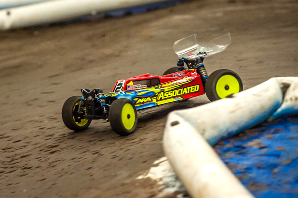Ryan Cavalieri- Team Associated