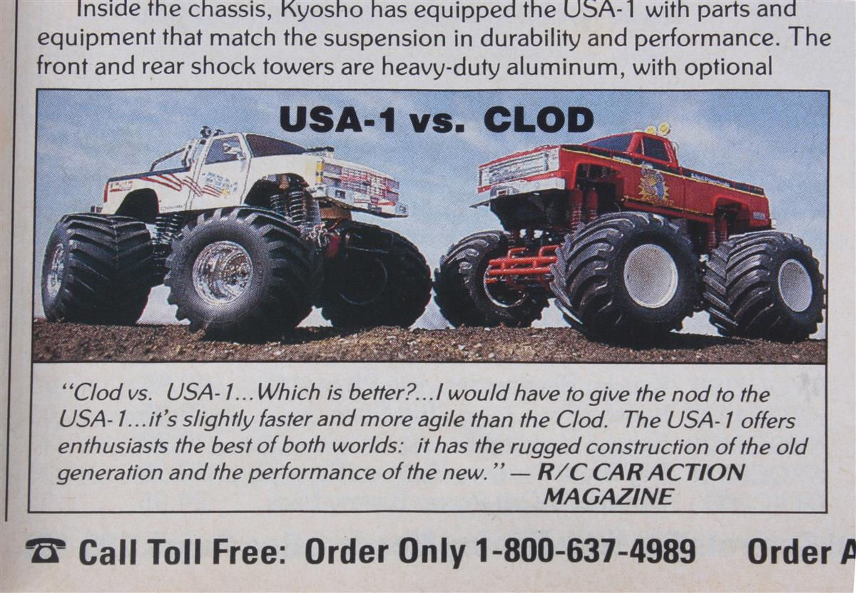 Behold The Wonders Of The 1992 Tower Hobbies Catalog Rc Car Action