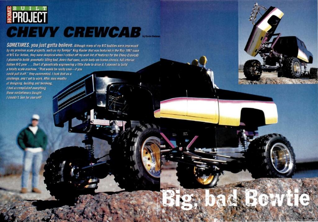 Chevy Crewcab