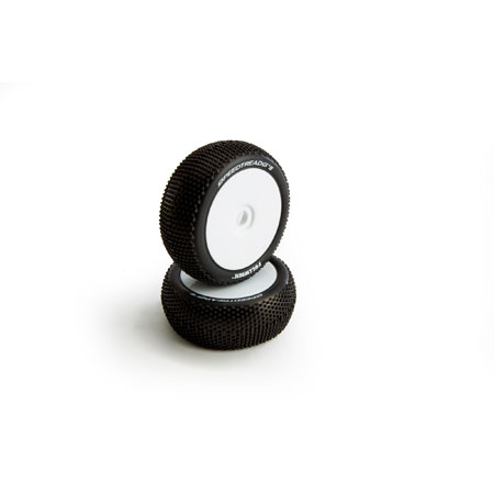 Dynamite RC Speedtreads Pre-Mounted 1_8 Buggy Tires (1)