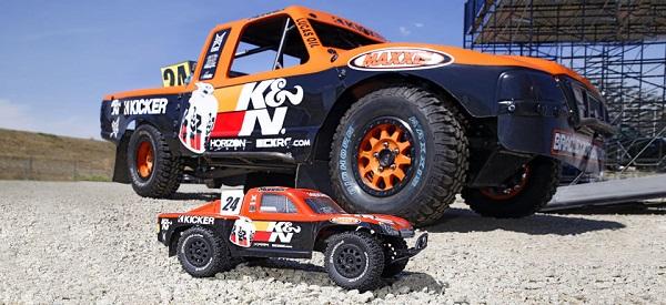 ECX RTR 1_10 K&N Torment 2WD Short Course Truck  (10)