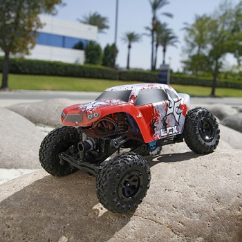 ECX RTR 1/24 4WD Temper Rock Crawler [WITH VIDEO]