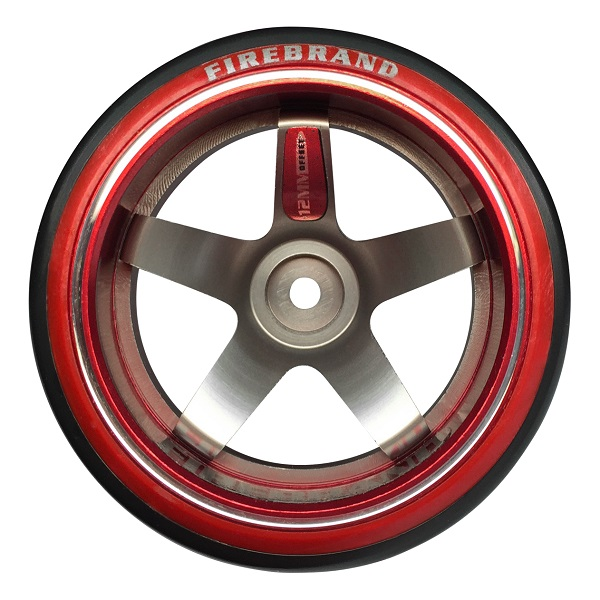 FireBrand RC HIGH FIVE-D2M Aluminum Wheels (1)