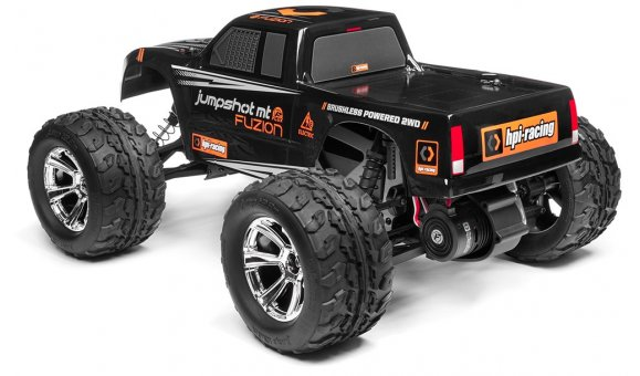 HPI RTR Jumpshot MT Fuzion  (2)