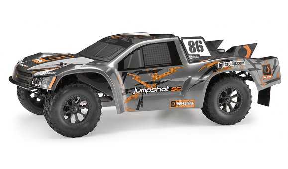 HPI Adds Short-Course & Stadium Trucks to Jumpshot Line, Goes Brushless
