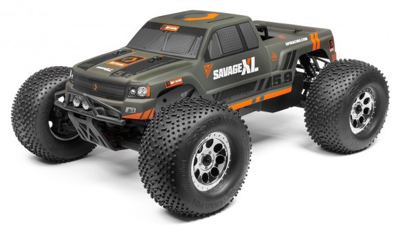 HPI RTR Savage XL 5.9 2.0 (1)
