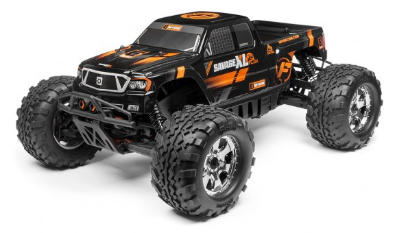 HPI RTR Savage XL Flux  (1)