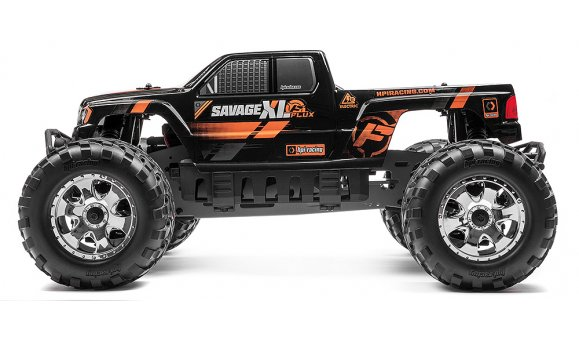 HPI RTR Savage XL Flux  (3)