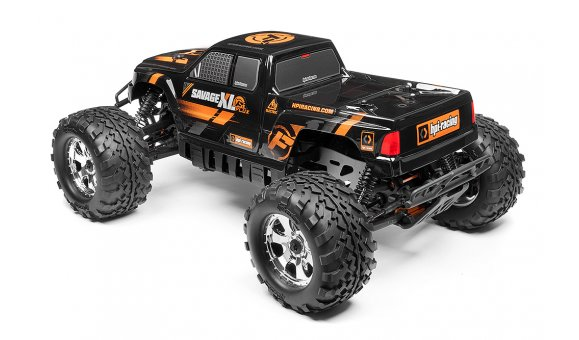 HPI RTR Savage XL Flux  (4)