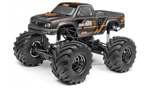 HPI RTR Wheely King Fuzion (1)