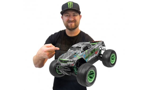 HPI Savage XS Flux Vaughn Gittin Jr. Signature Edition (1)