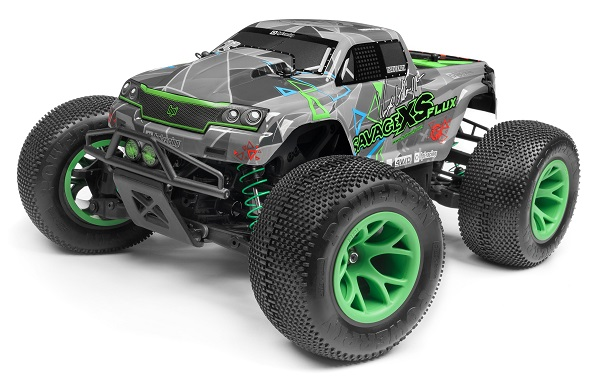 HPI Savage XS Flux Vaughn Gittin Jr. Signature Edition (2)