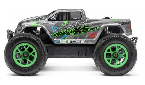 HPI Savage XS Flux Vaughn Gittin Jr. Signature Edition (3)